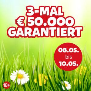 Frühlingsfest bei win2day Poker